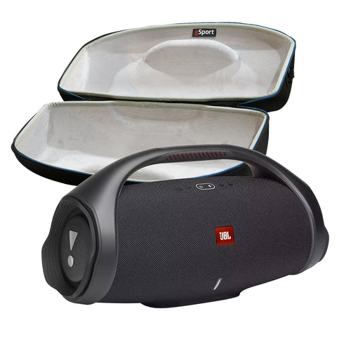 JBL Boombox 2 Portable Bluetooth Speaker Bundle with gSport Deluxe Hardshell Case