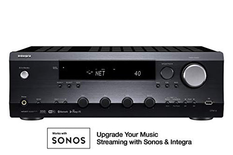Integra DTM-6 Network Stereo Receiver