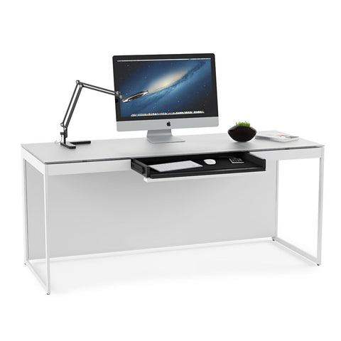 BDI CENTRO 6401 Desk with keyboard drawer