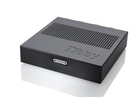 <U>Chord TToby</U> <BR>100w stereo power amplifier