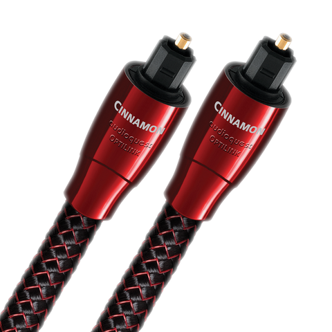 AudioQuest Cinnamon Optical Cable