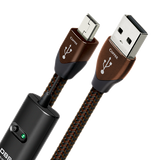 AudioQuest Coffee USB Cable A to Mini
