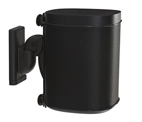Sanus Swivel and Tilt Wall Mount for Sonos ONE, Play:1, and Play:3 - Each