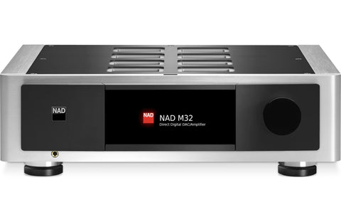 NAD M32 Direct Digital Amplifier Front