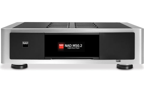 NAD M50.2 BLUOS Network Player Front