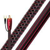 Audioquest Irish Red Subwoofer Cable braided & striped