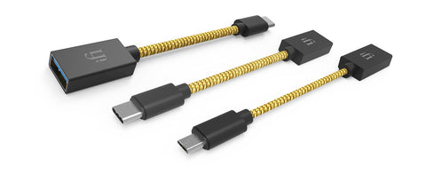 iFi Micro-USB to USB Type-A OTG Cable