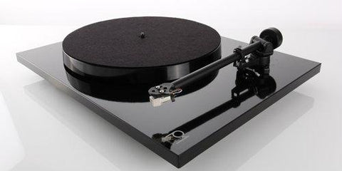 Rega Planar 1 Turntable - black