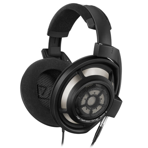 Sennheiser HD800S circumaural open headphones