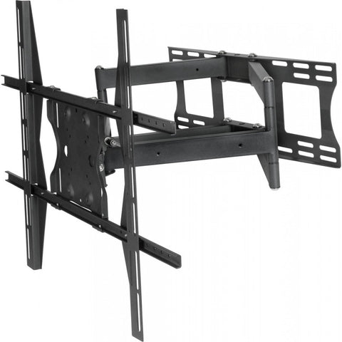 SunBriteTV Dual Arm Articulating Mount for 49-80 in. Extra Large Displays (Black)