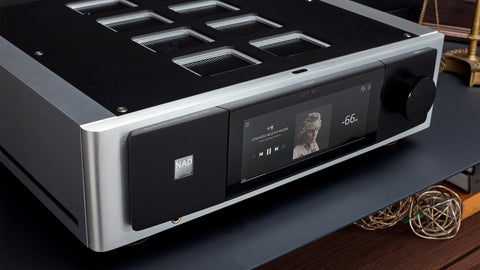 NAD Masters M33 BluOS Streaming DAC Amplifier
