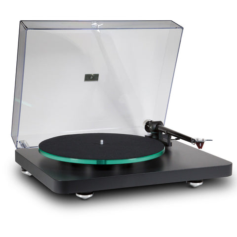 "NAD Electronics C 588 2-Speed Turntable with 9"" Carbon Fiber Tonearm (Black)"