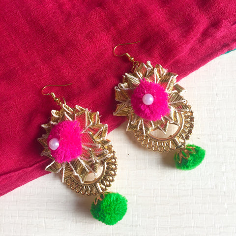 Gota Earrings 10
