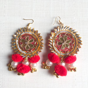 Gota Earrings 9