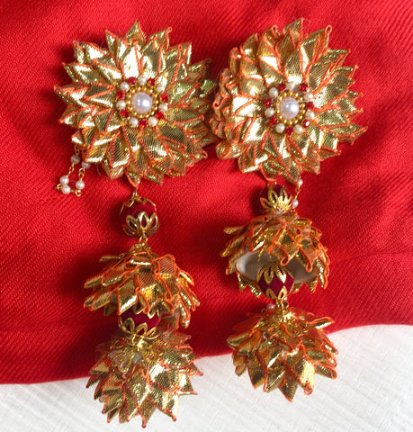 Gota Earrings 17