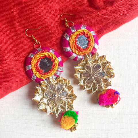 Gota Earrings 7