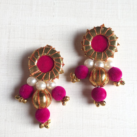Gota Earrings 6
