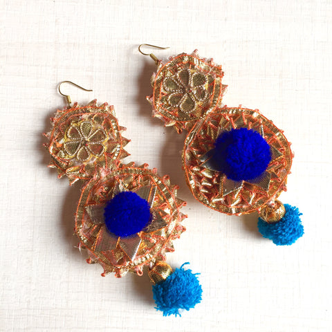 Gota Earrings 3
