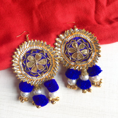 Gota Earrings 8