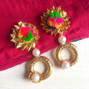 Gota Earrings 11