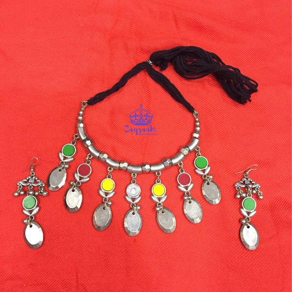 Drop Tribal Necklace