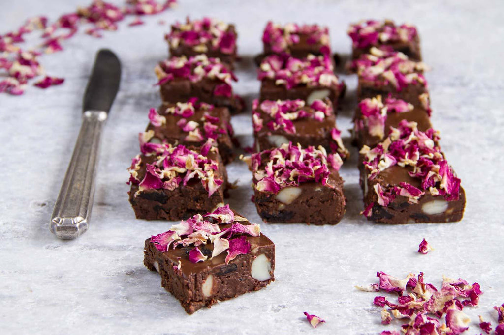 May Flowers: 10 Edible Floral Treats to Nom This Spring