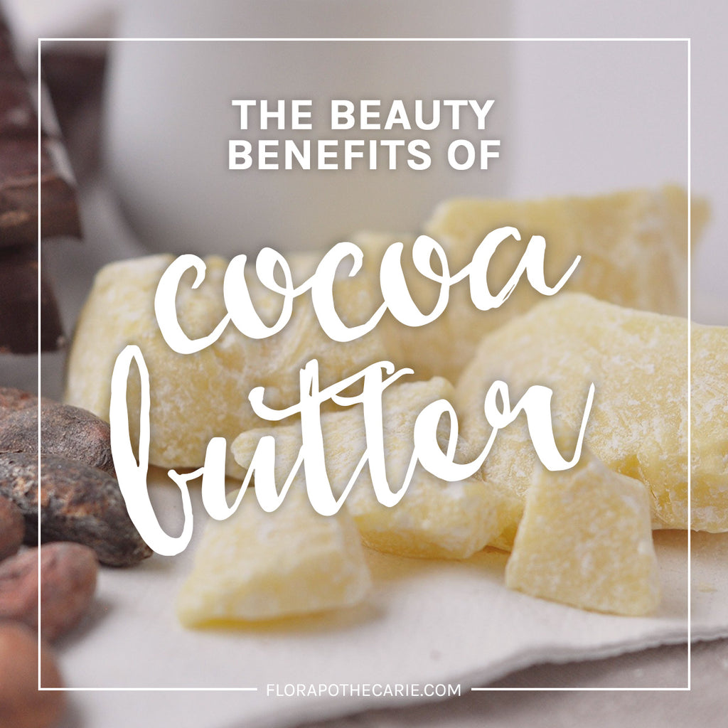 Ingredient Love: Cocoa Butter