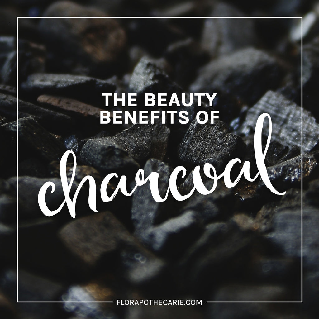 Ingredient Love: Activated Charcoal