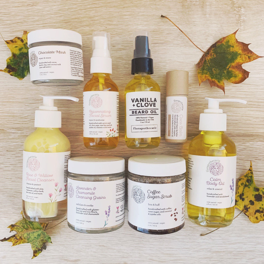 Transitional Skincare Favorites for Fall