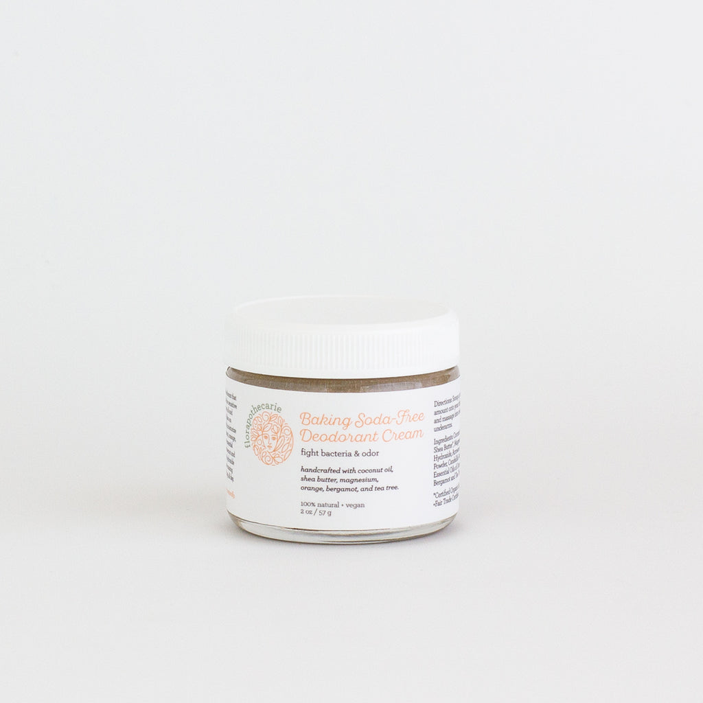 Deodorant Cream (Baking Soda-Free)