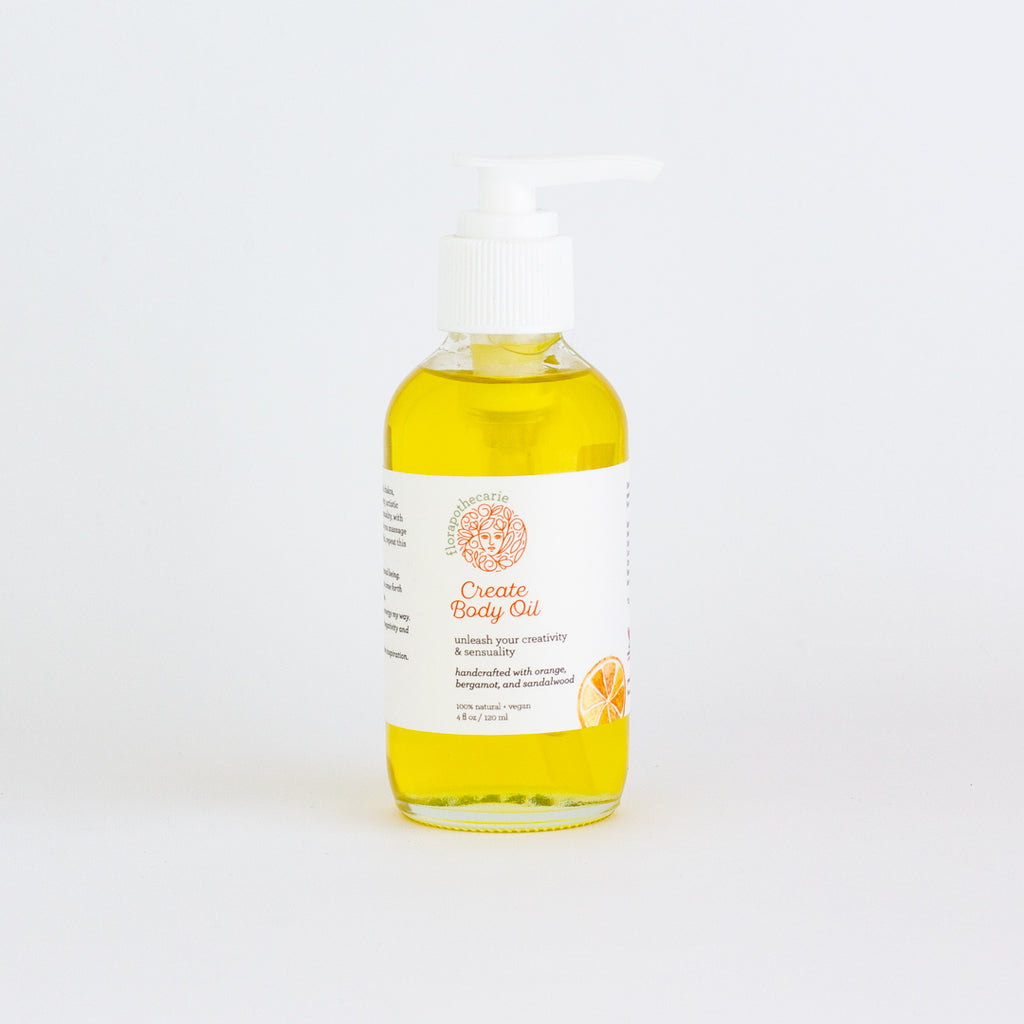 Create Body Oil