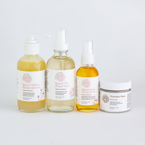 Deluxe Facial Care Set