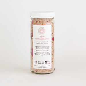 Love | Floral Bath Salt Soak
