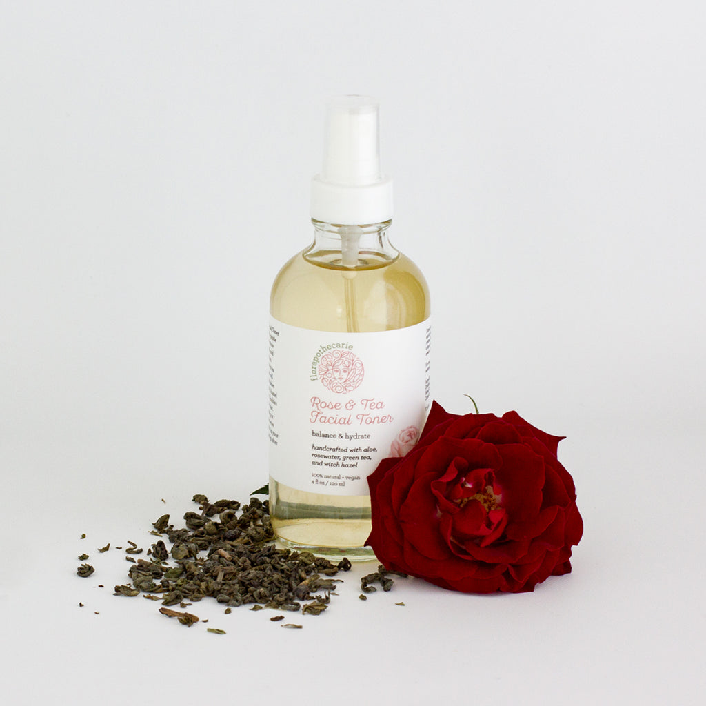 Rose & Tea Facial Toner