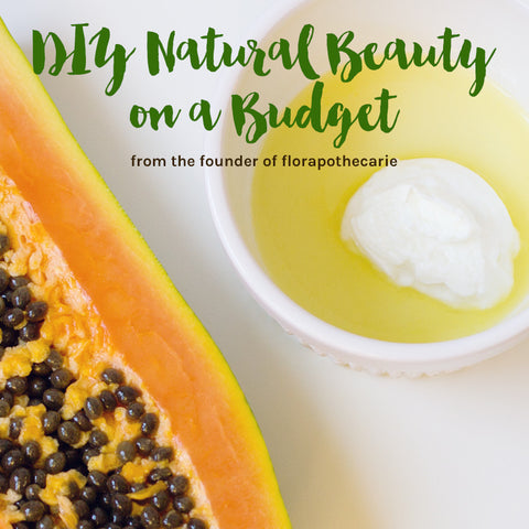 eBook: DIY Natural Beauty On A Budget