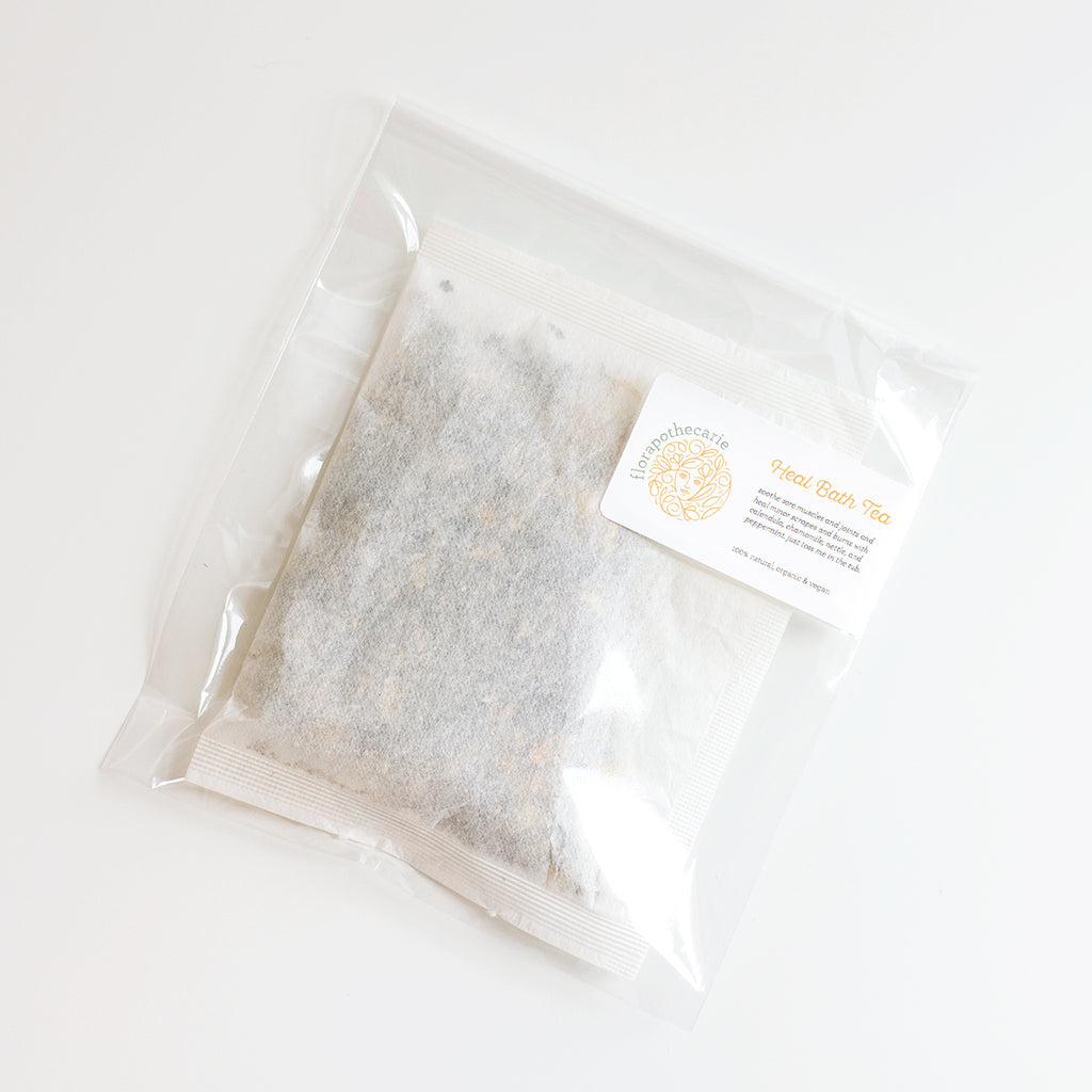 Heal | Bath Tea & Facial Steam