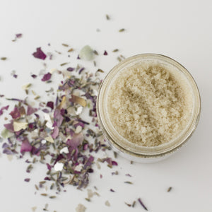 Load image into Gallery viewer, Lavender Sugar Scrub