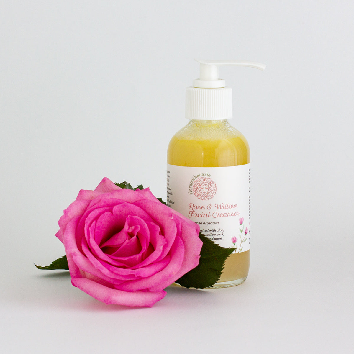 Rose & Willow Facial Cleanser