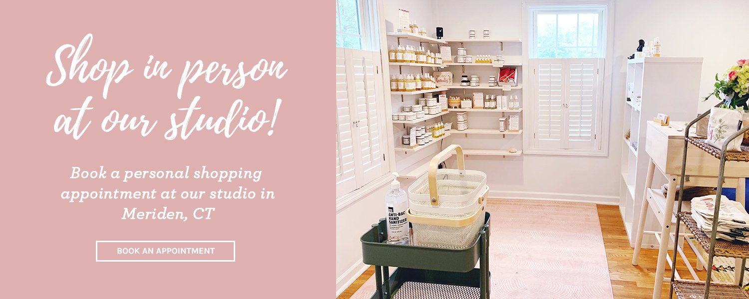 Shop in person at our studio in Meriden, CT!