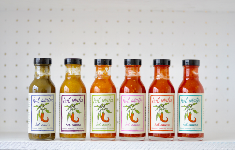 Hot Trends coming together: Hot Winter Fermented Hot Sauces