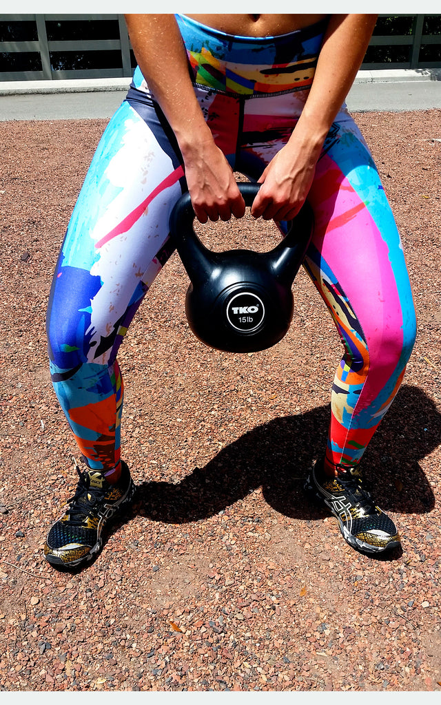 Urban Brazilian Lycra leggings