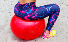 P&B Splash Brazilian Lycra leggings