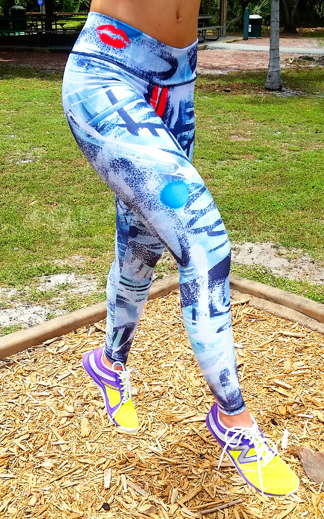 Urban Style Brazilian Lycra leggings