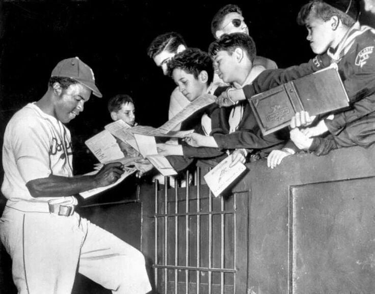 Jackie Robinson: Defining History and Autograph Collections