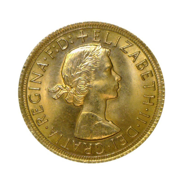 Great Britain Gold Sovereign
