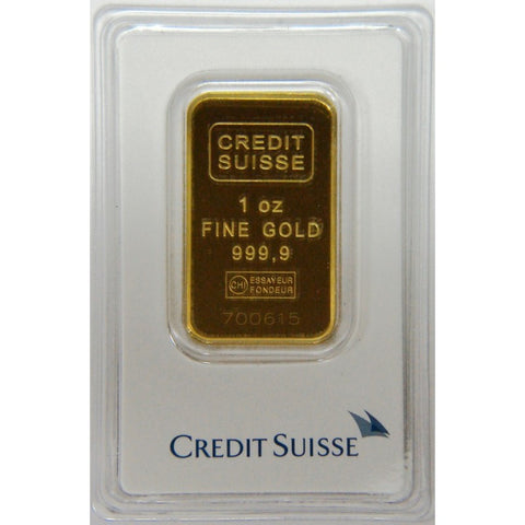 Gold Bars - Various Sizes