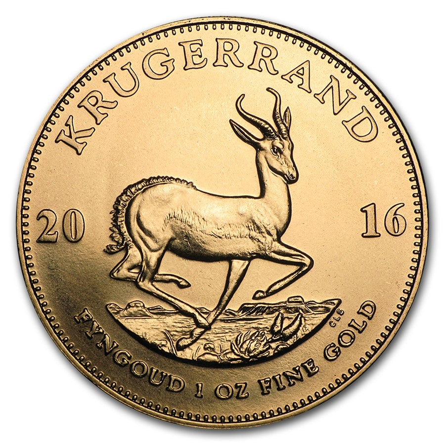 South African Gold Krugerrand
