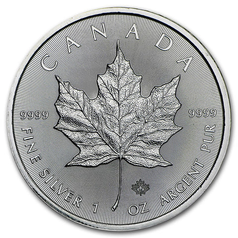 Canada Silver Maple Leaf - 1 Ounce