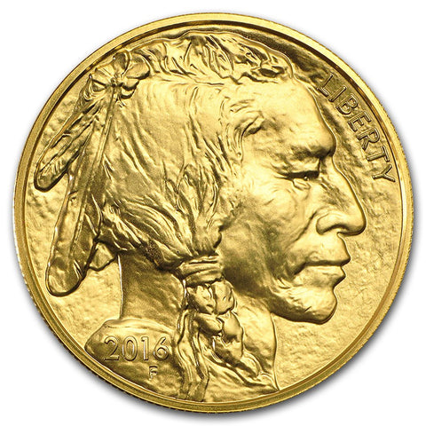 United States Gold Buffalo