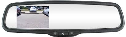 Back-up Camera/Rear View Mirror Monitor